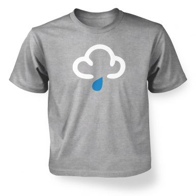 ' Weather Symbol Showers kids t-shirt
