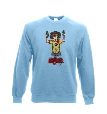 Kid With Guns sweatshirt