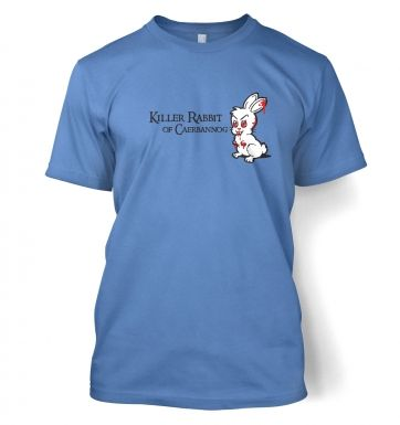 Killer Rabbit Of Caerbannog men's t-shirt