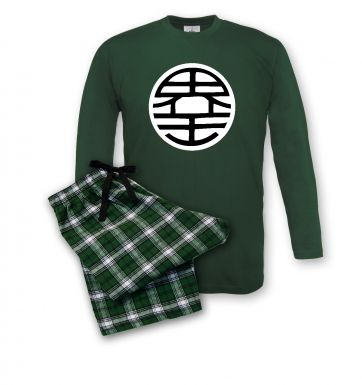 King Kai pyjamas (men's)