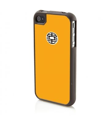 King Kai (ORANGE) Apple iPhone 4/4s Phone case
