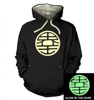 King Kai (glow in the dark) hoodie (premium)
