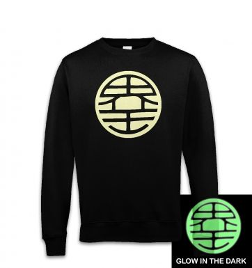 King Kai (glow in the dark) sweatshirt