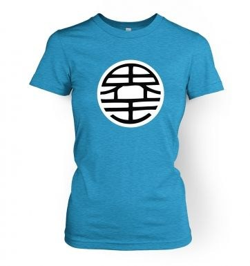 King Kai women's t-shirt