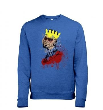 King of the Island heather sweatshirt