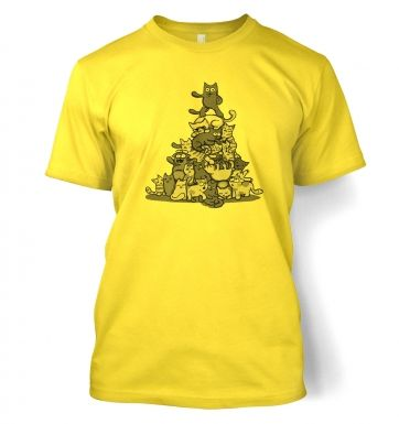 Kittynacci Pyramid  t-shirt