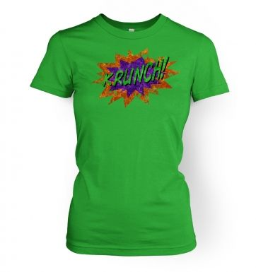 Krunch  womens t-shirt