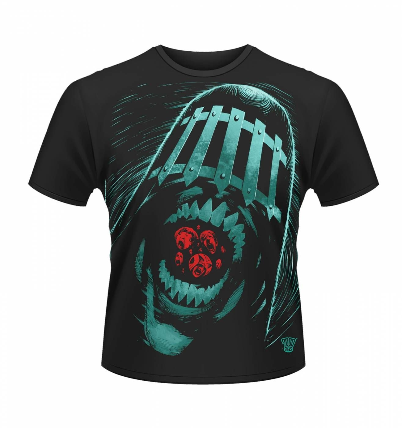 OFFICIAL 2000AD Judge Death t-shirt
