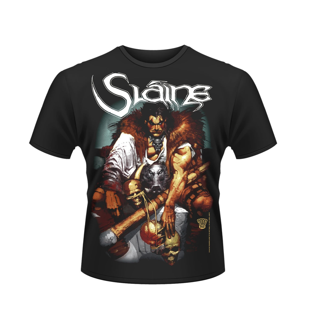 OFFICIAL 2000AD Slaine t-shirt