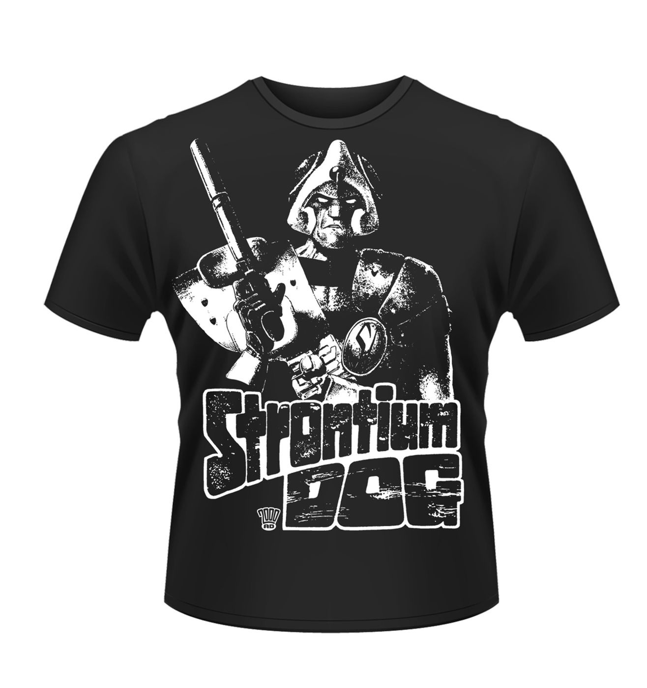 OFFICIAL 2000AD Strontium Dog t-shirt