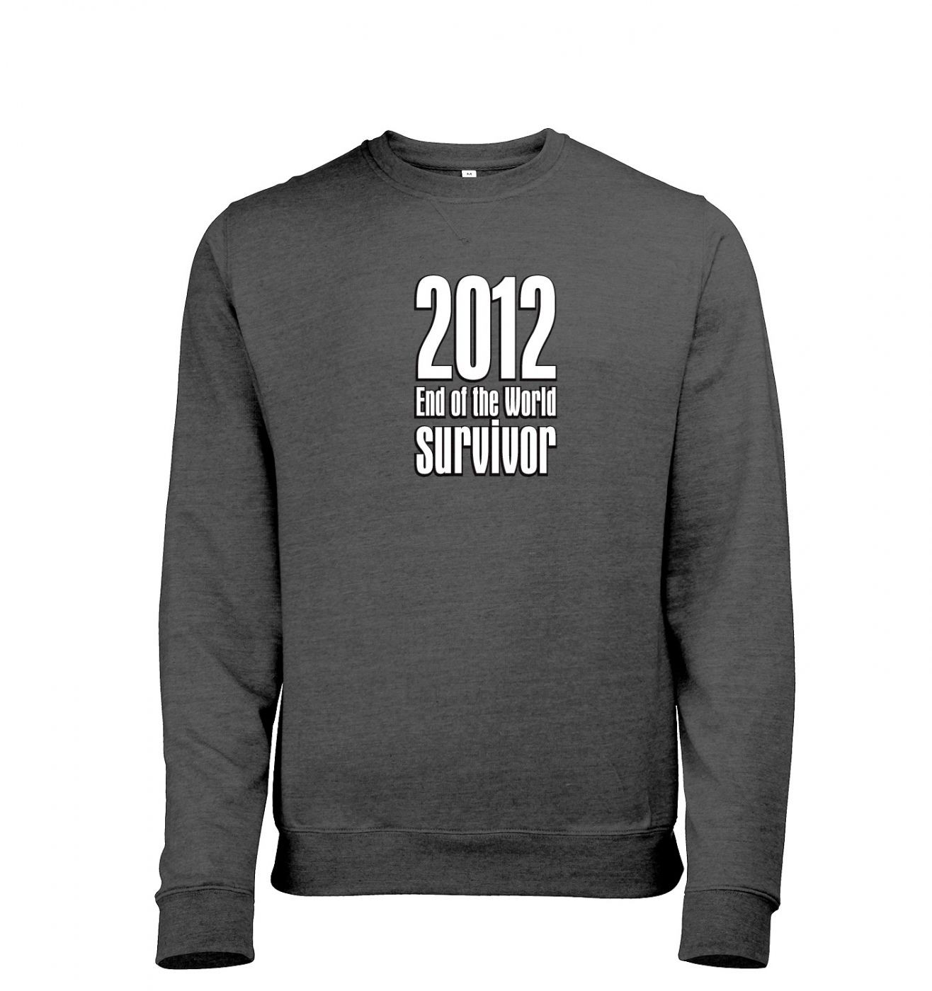 2012 End of The World Survivor  t-shirt