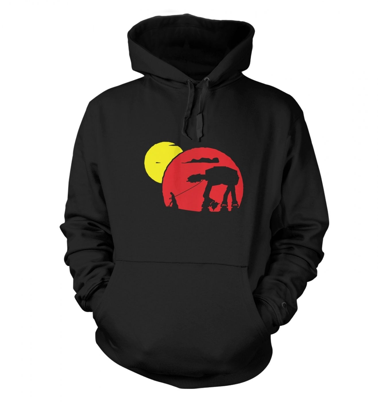 A Sith Lords Best Friend Adult Hoodie