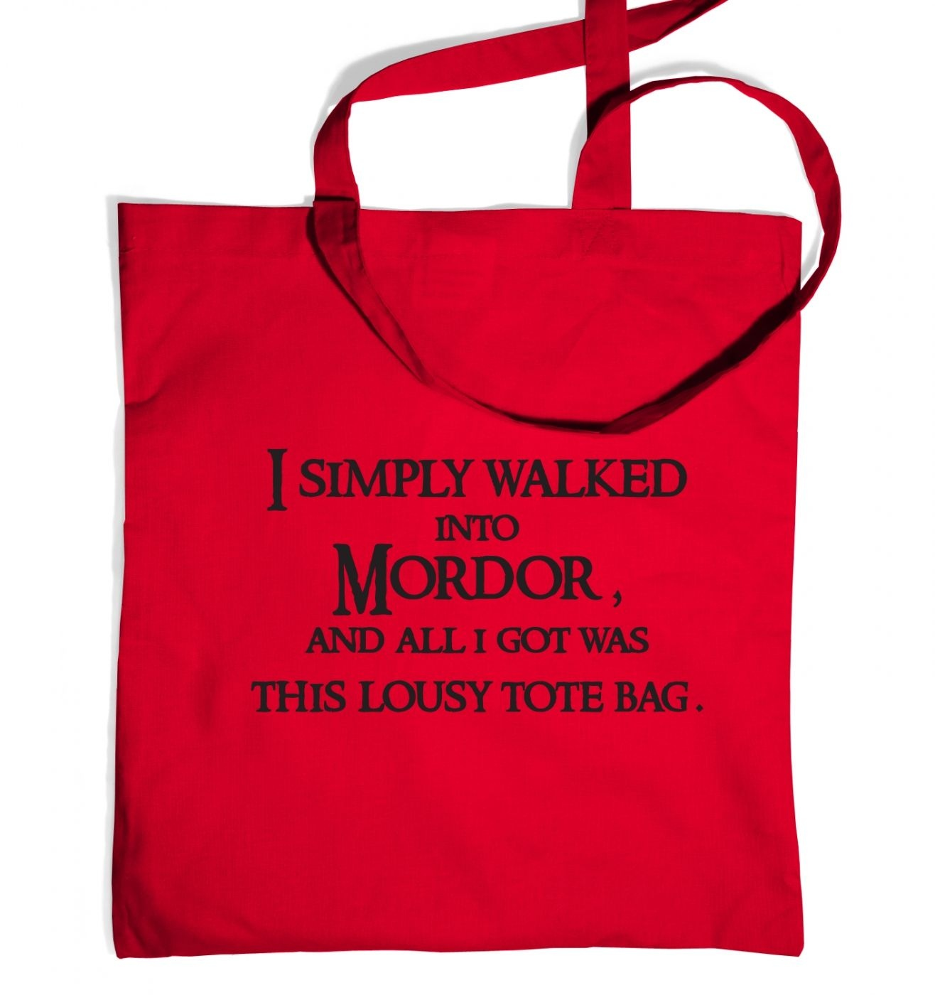 A Tote Bag From Mordor tote bag