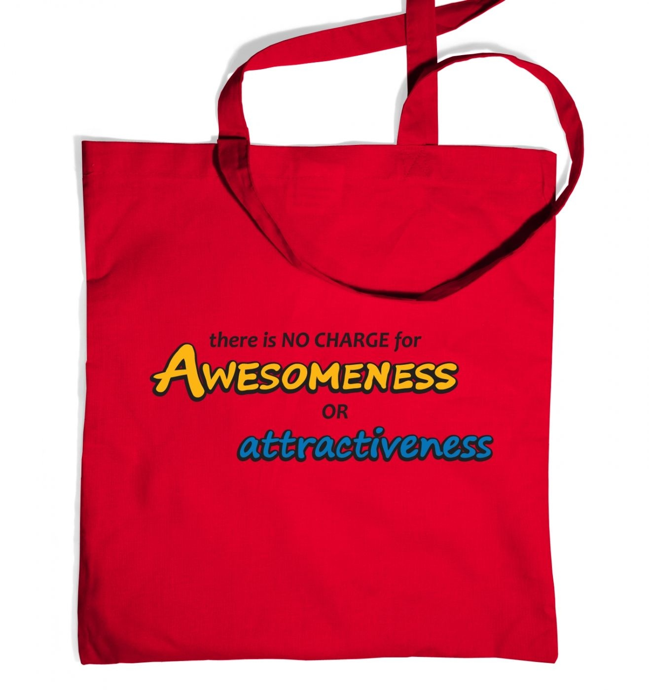 Awesomeness Tote Bag Inspired by Kung Fu Panda