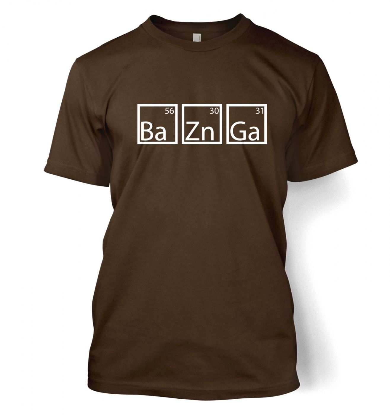 BaZnGa men's t-shirt