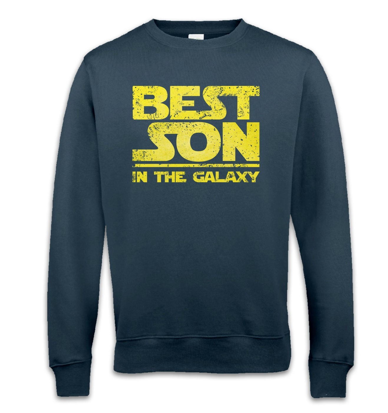 Best Son In The Galaxy adult sweatshirt by Something Geeky
