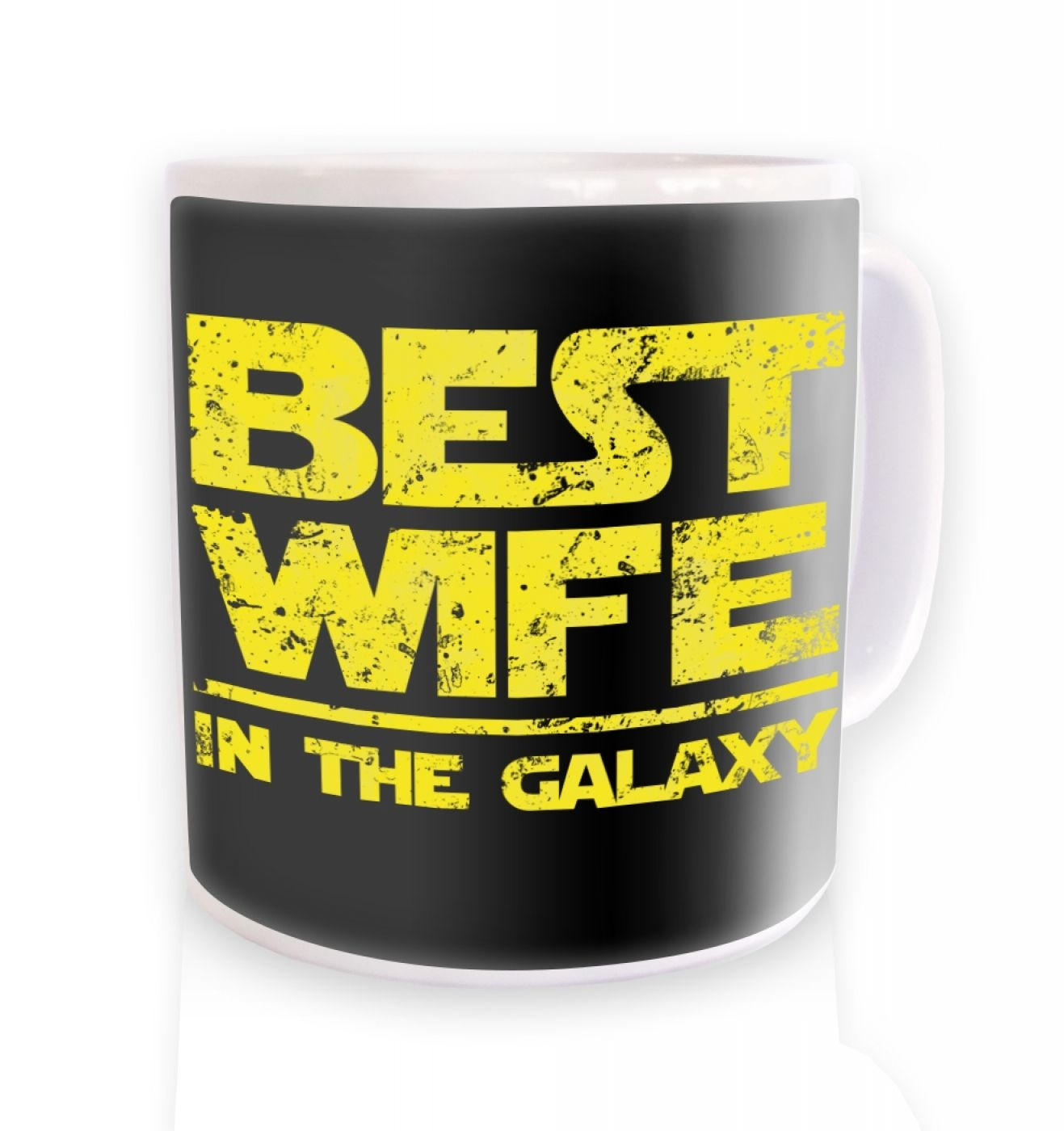 Best Wife In The Galaxy coffee mug