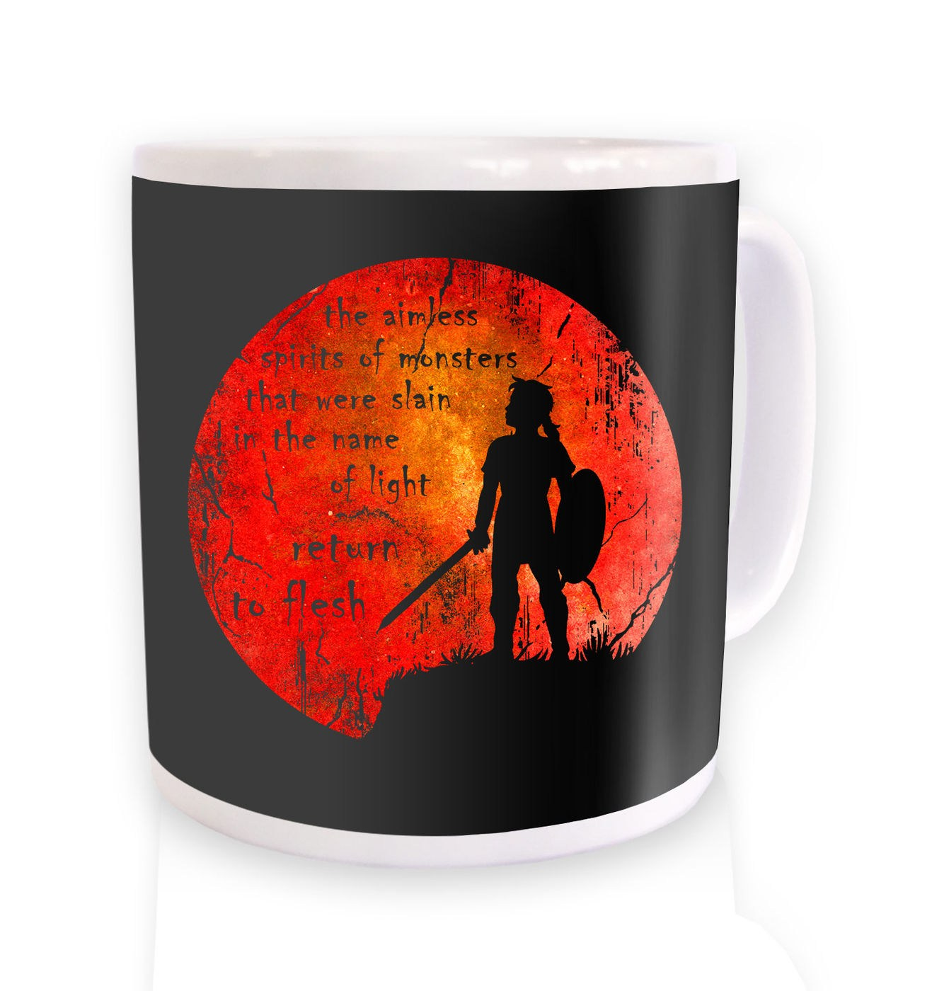 Blood Moon mug by Something Geeky
