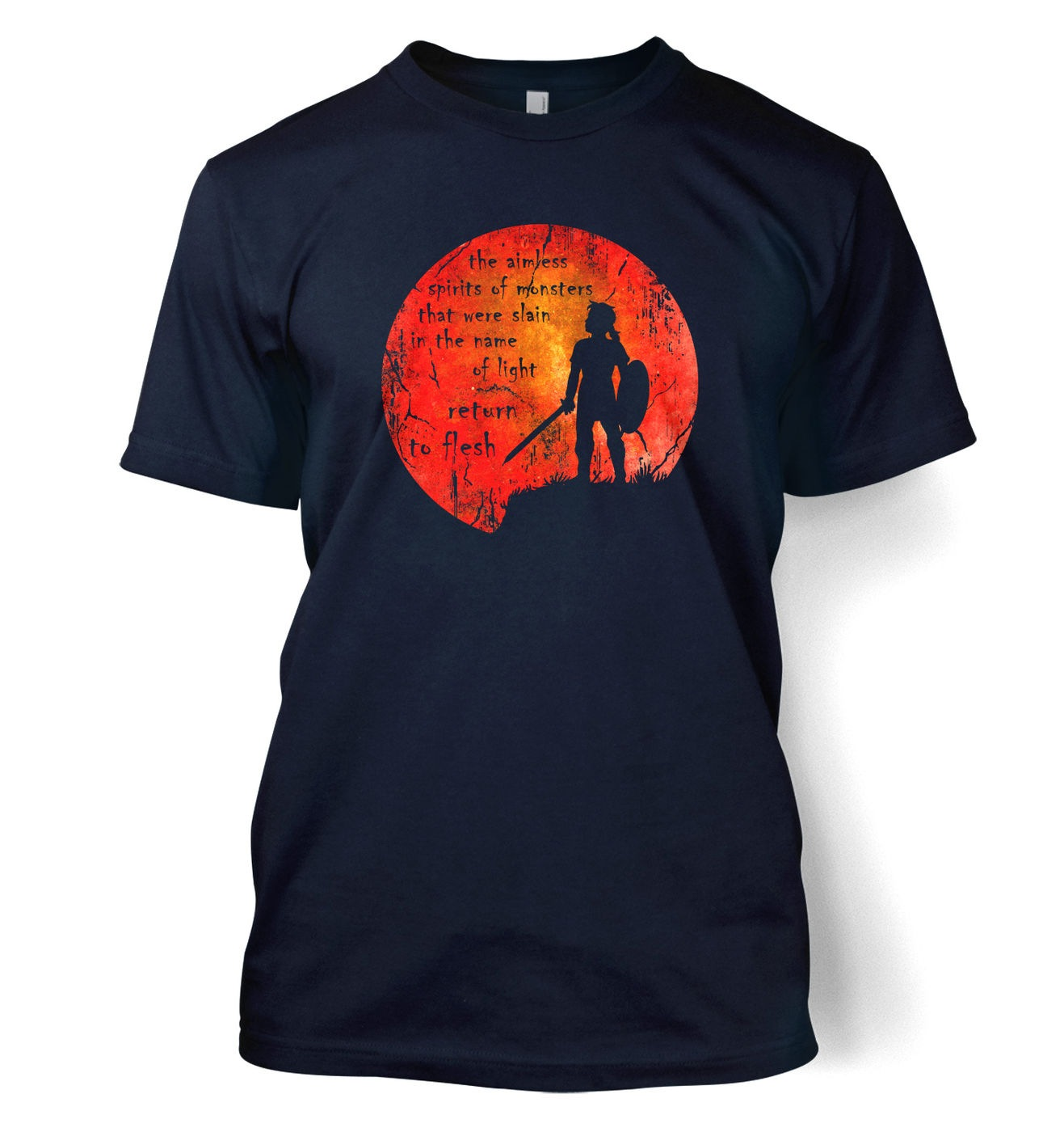 Blood Moon t-shirt by Something Geeky