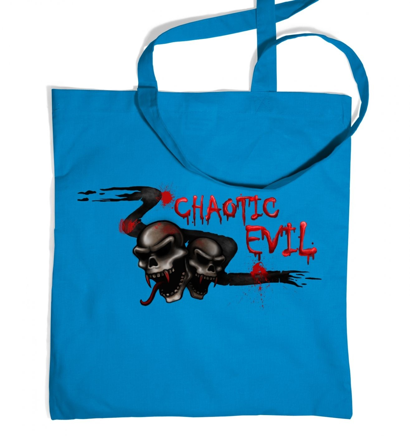 Chaotic Evil tote bag