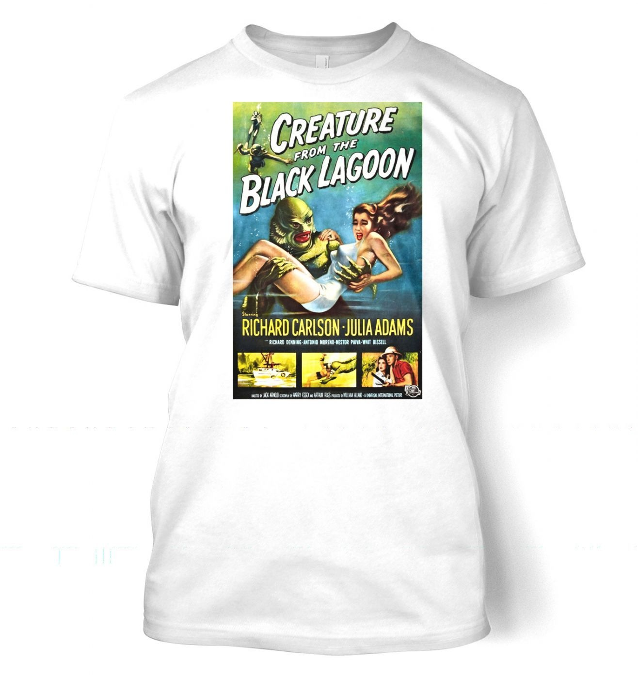 Creature From The Black Lagoon men's t-shirt
