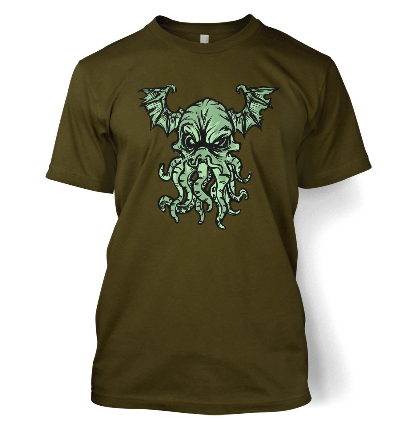 Cthulhu Is Angry t-shirt