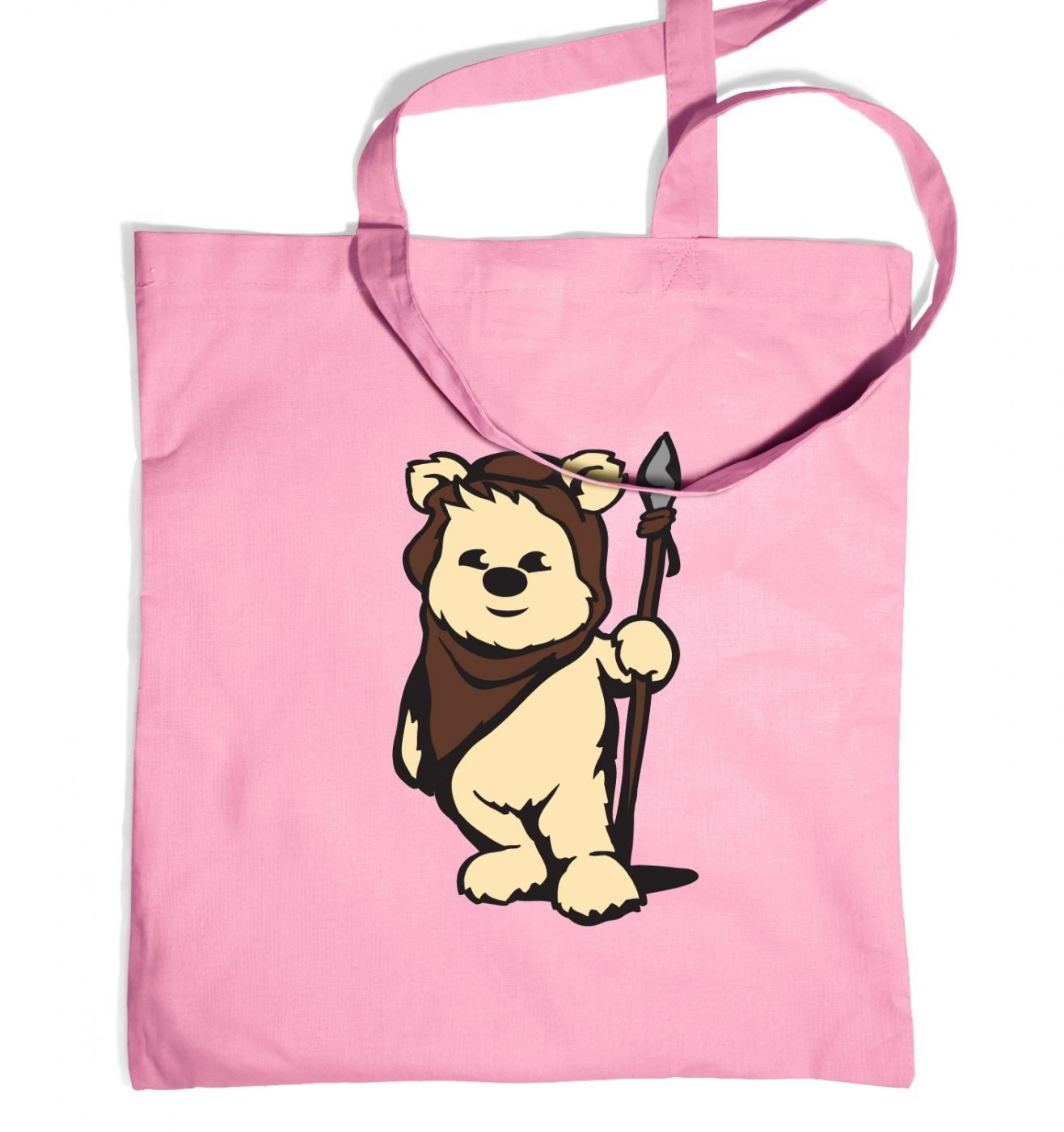 Cute Ewok tote bag