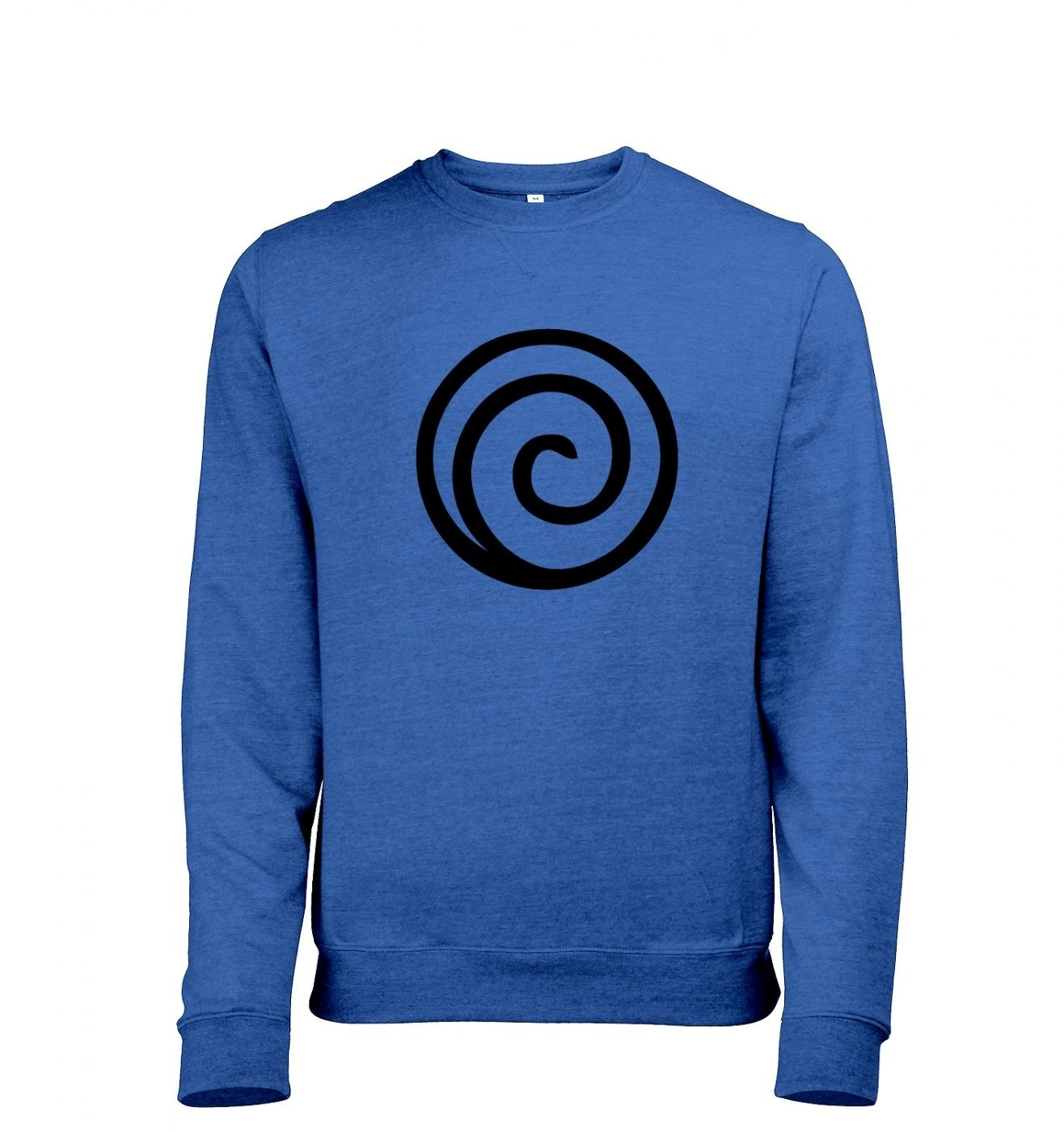 Demon Locking Seal Mens Heather Sweatshirt   - Inspired by Naruto