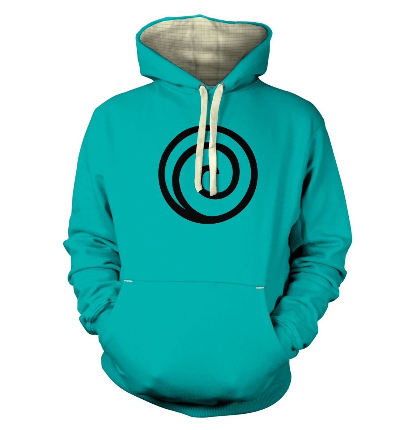 Demon Locking Seal premium hoodie