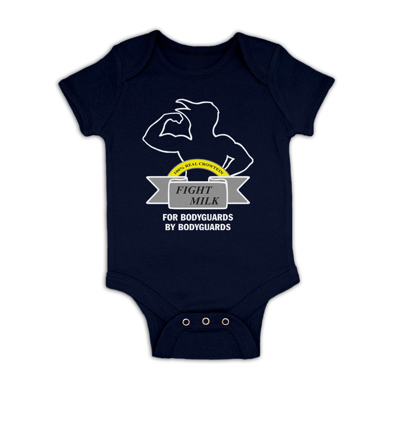 Fight Milk baby grow by Something Geeky