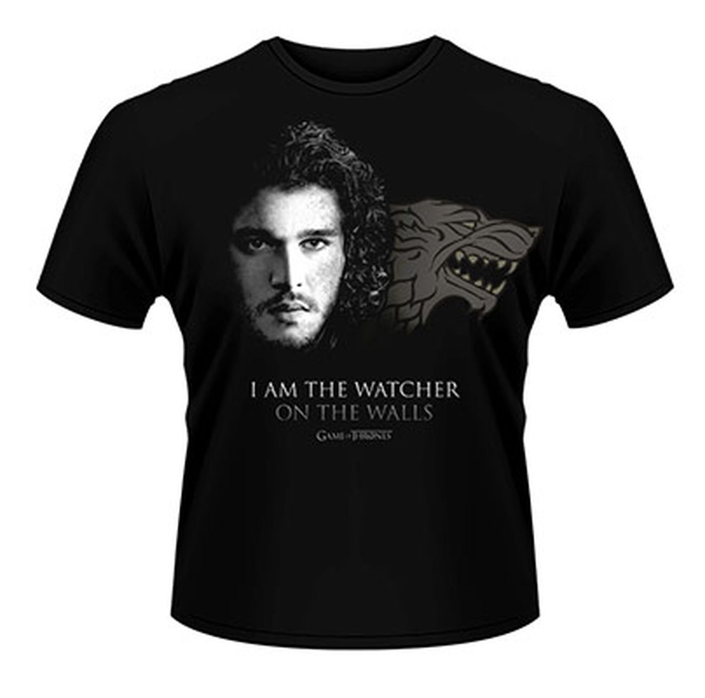 Game Of Thrones Watcher On The Walls  Mens T-shirt