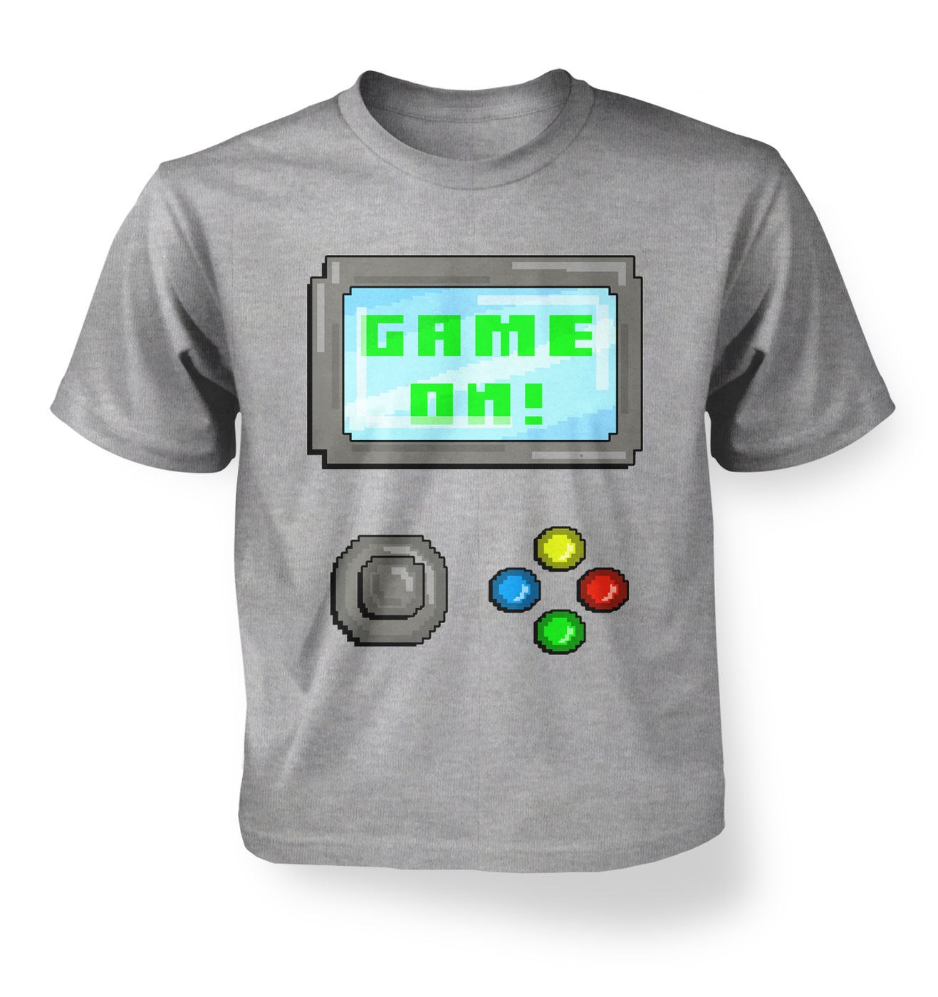 Game On kids t-shirt by Something Geeky