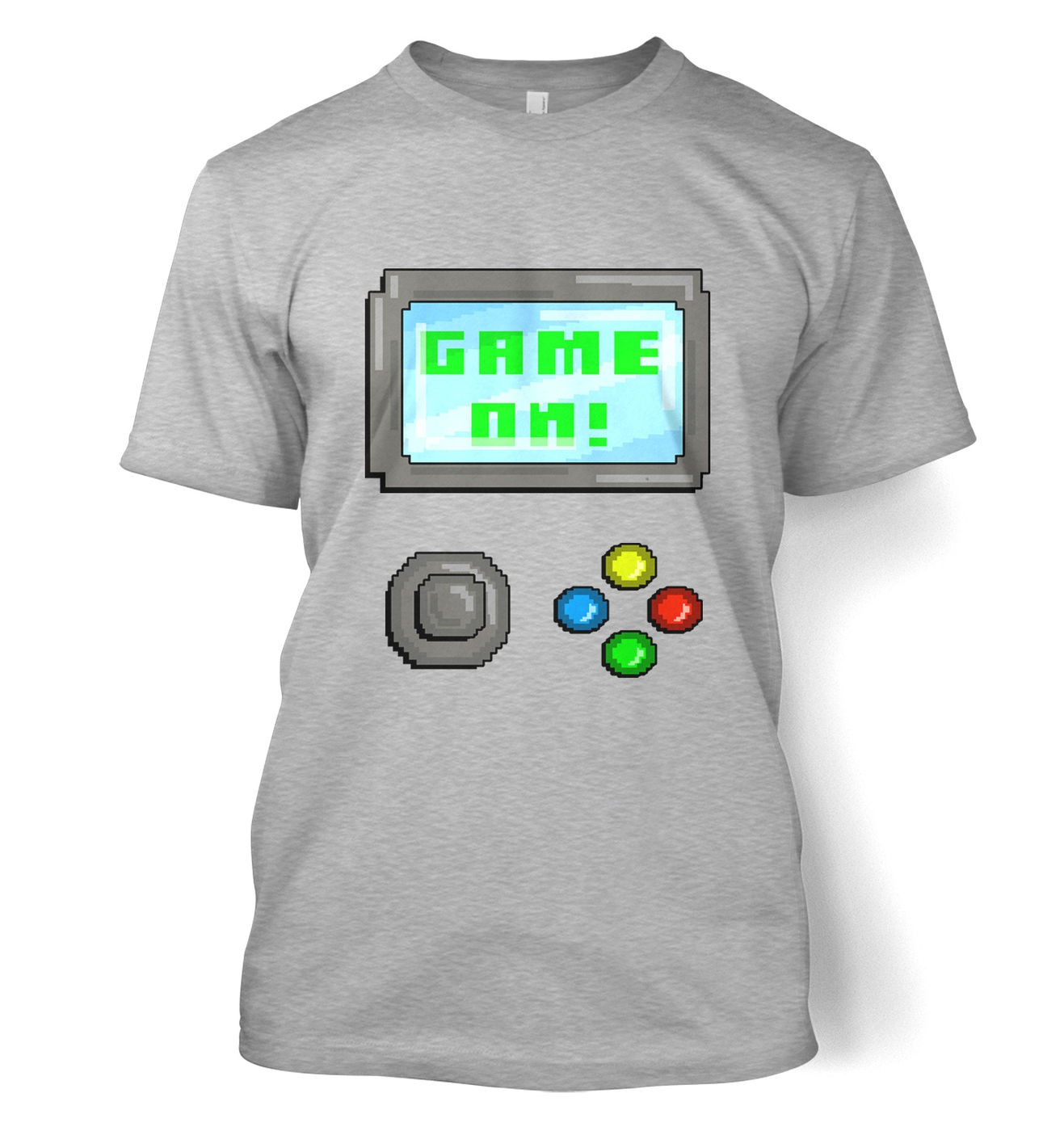 Game On t-shirt by Something Geeky