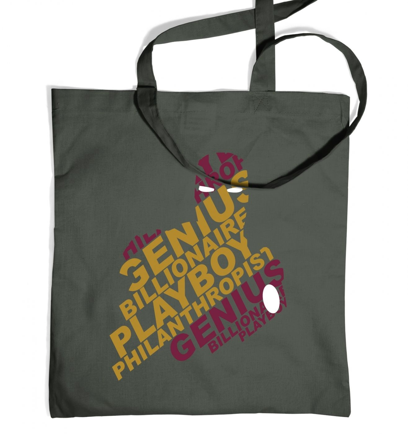 Genius Billionaire tote bag