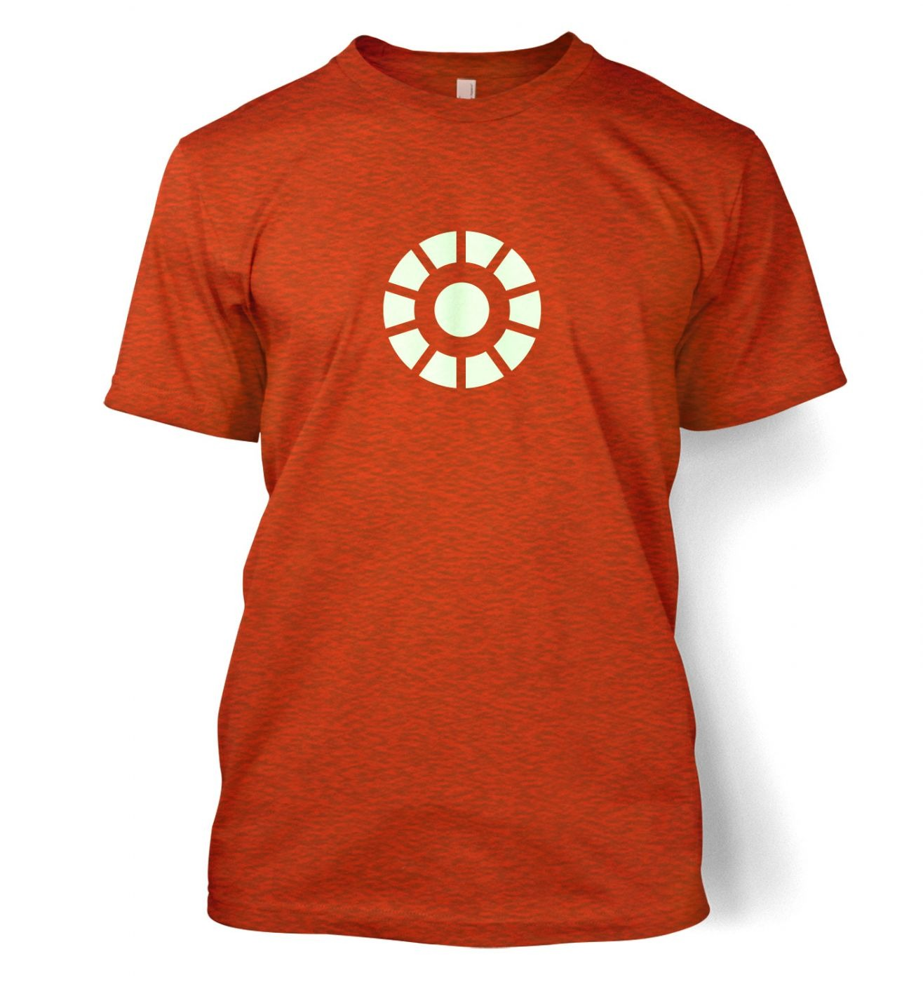 Arc Reactor (glow in the dark) t-shirt