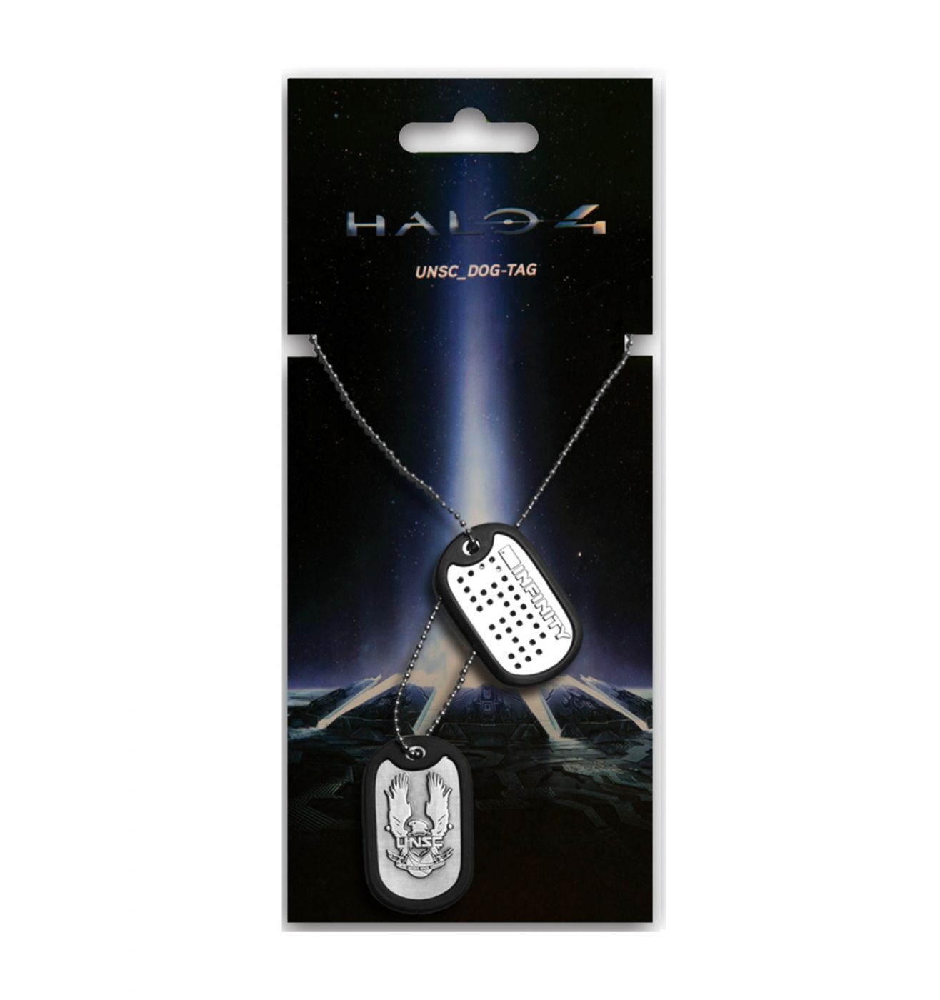 Halo 4 UNSC Dogtags
