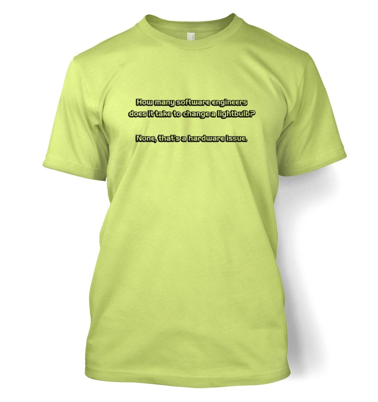 Hardware Issue t-shirt - funny IT tshirt for programmers and sys admins