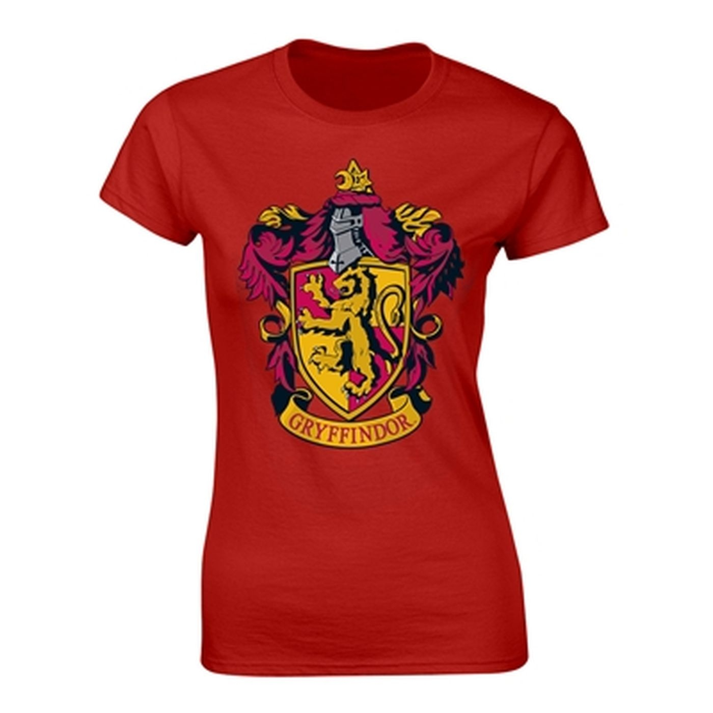 Harry Potter Gryffindor women's t-shirt - Official - Something Geeky
