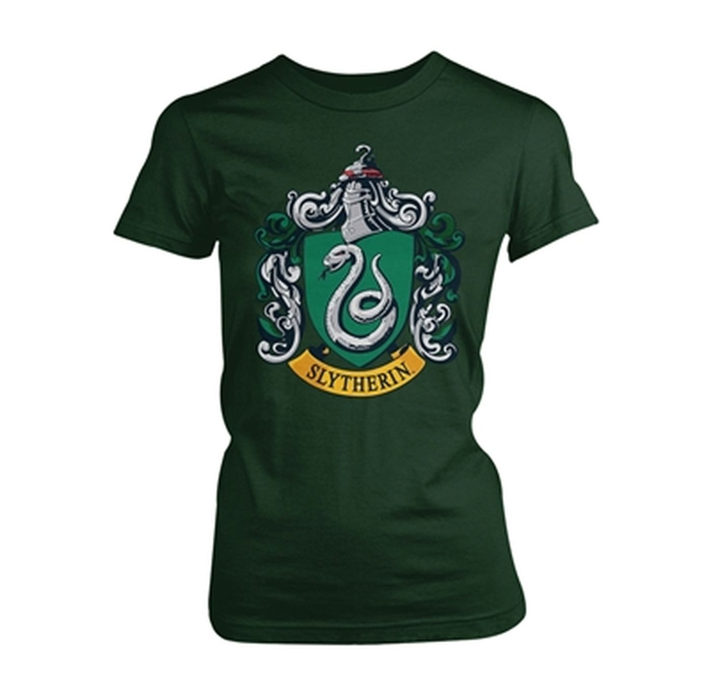 Harry Potter Slytherin women's t-shirt - Official - Something Geeky