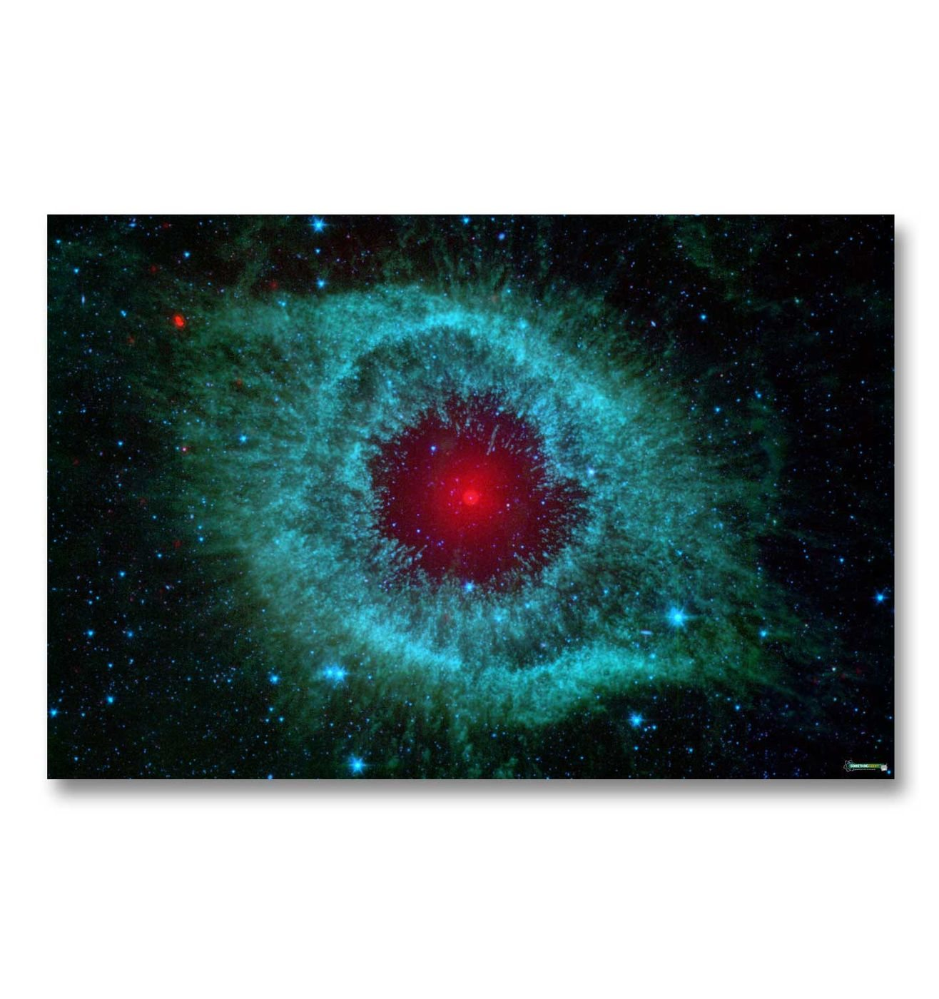 Helix Nebula gaming mat - spectacular hi res space battle mat