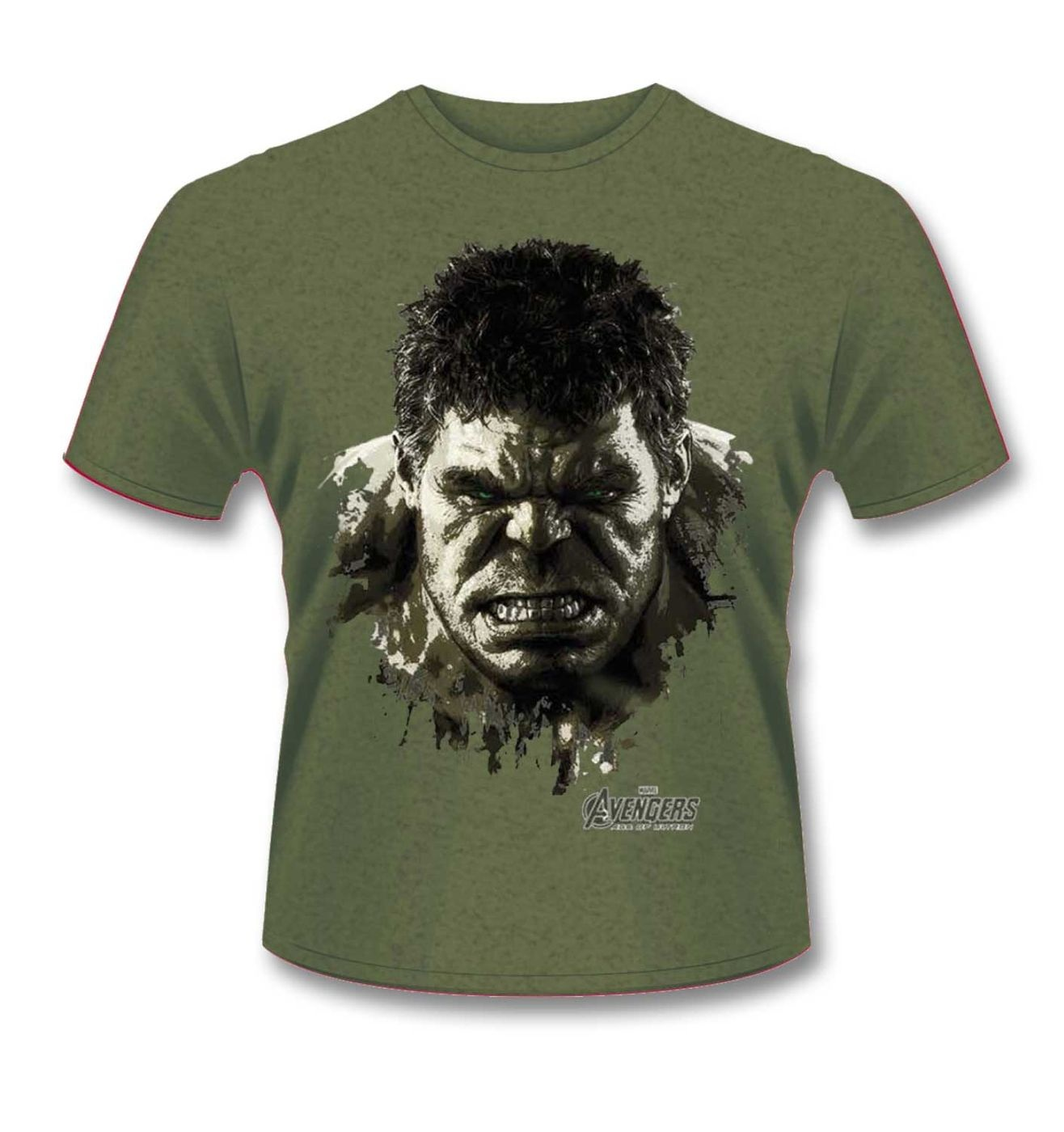 Hulk t-shirt - Official Avengers: Age Of Ultron Incredible Hulk tee