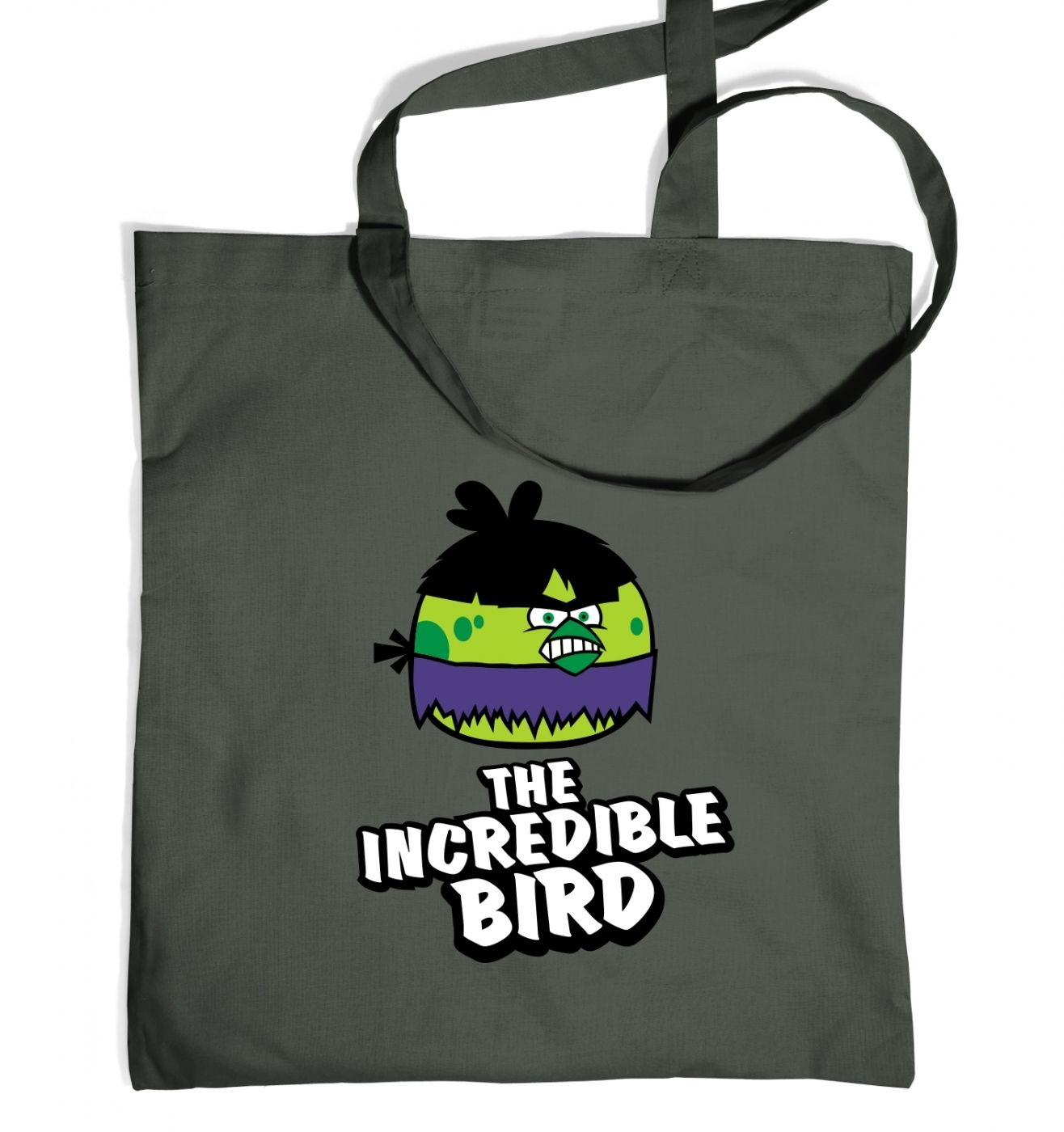 Incredible Bird Tote Bag Inspired By Avengers, Angry Birds And The Hulk