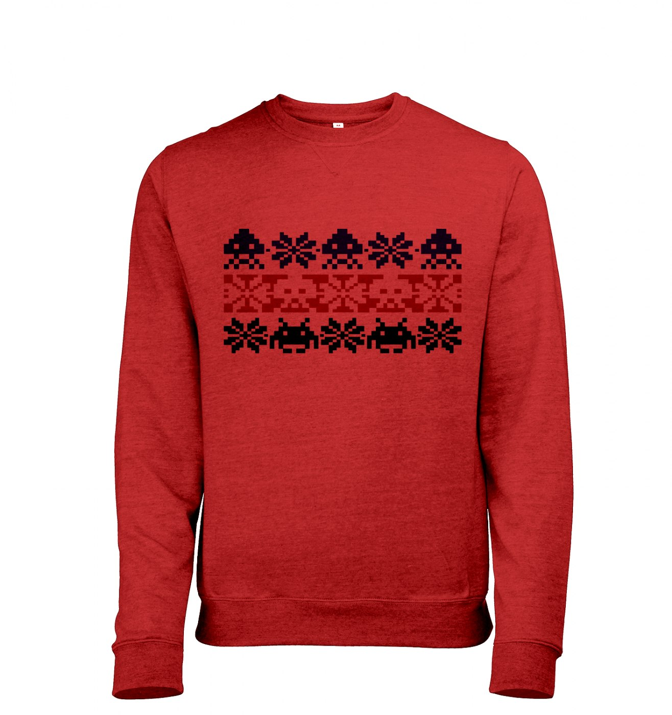 Isle Invaders heather sweatshirt