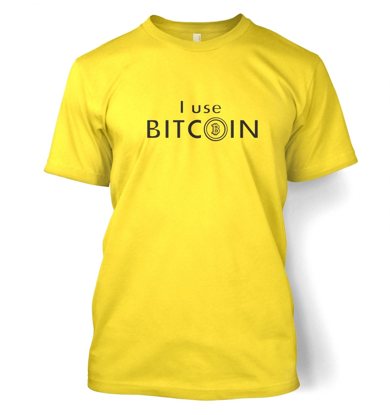 I Use Bitcoin t-shirt