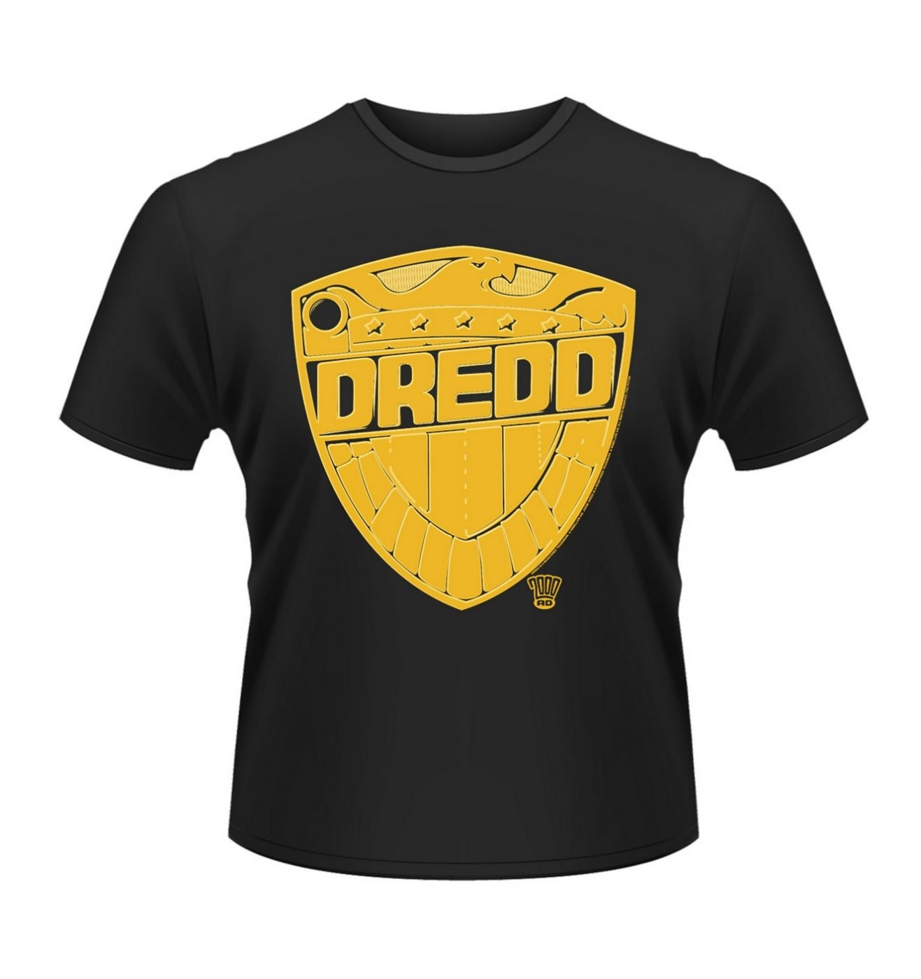 OFFICIAL Judge Dredd Badge men's t-shirt