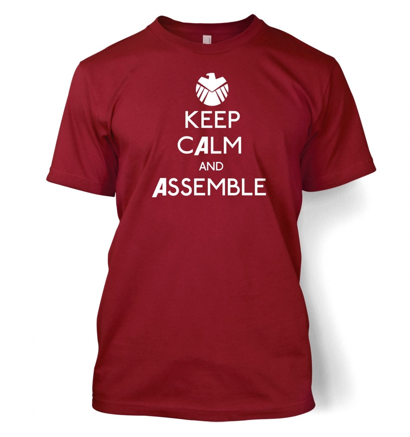 Keep Calm And Assemble t-shirt