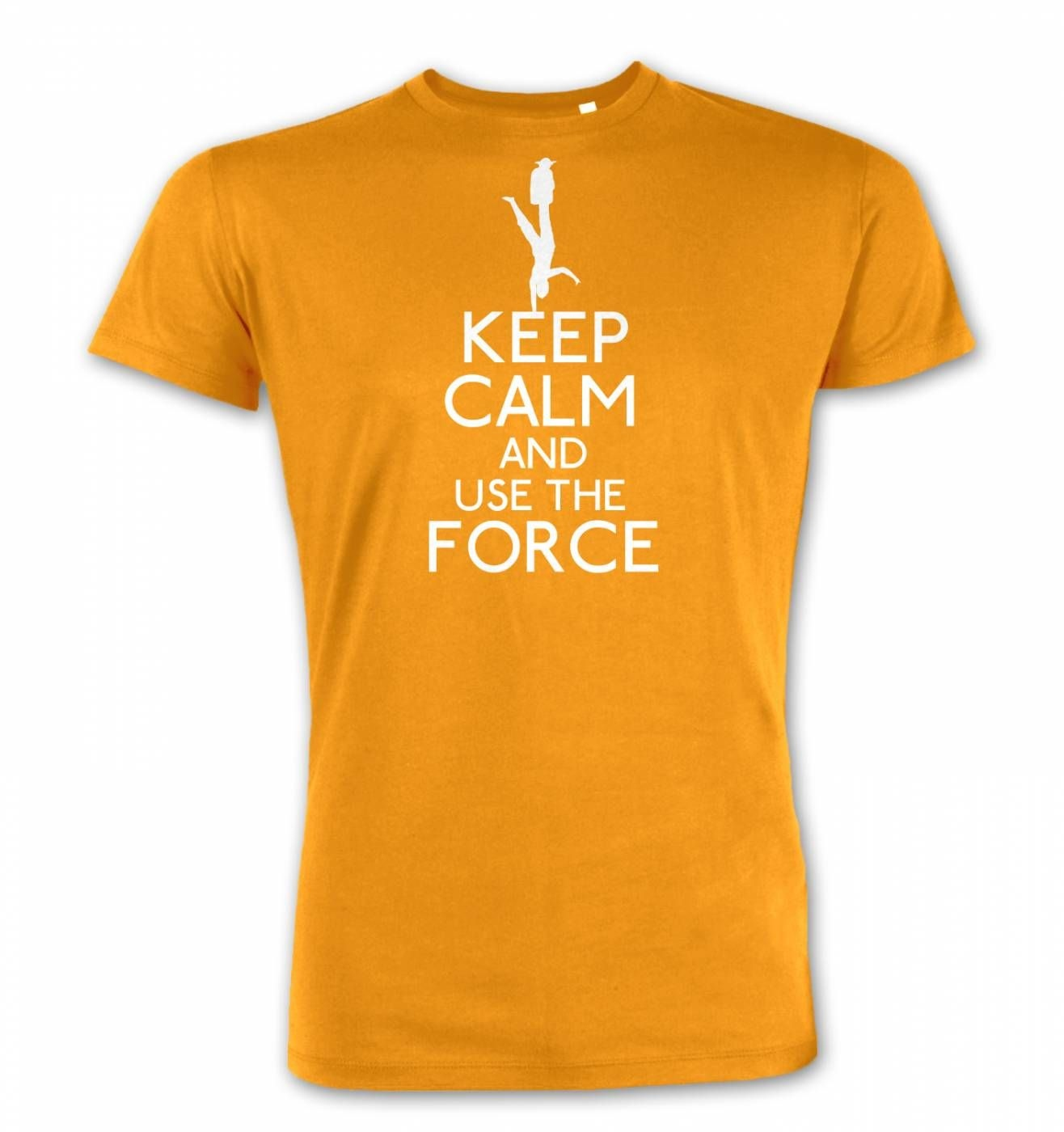 Keep Calm and Use the Force t-shirt - Somethinggeeky