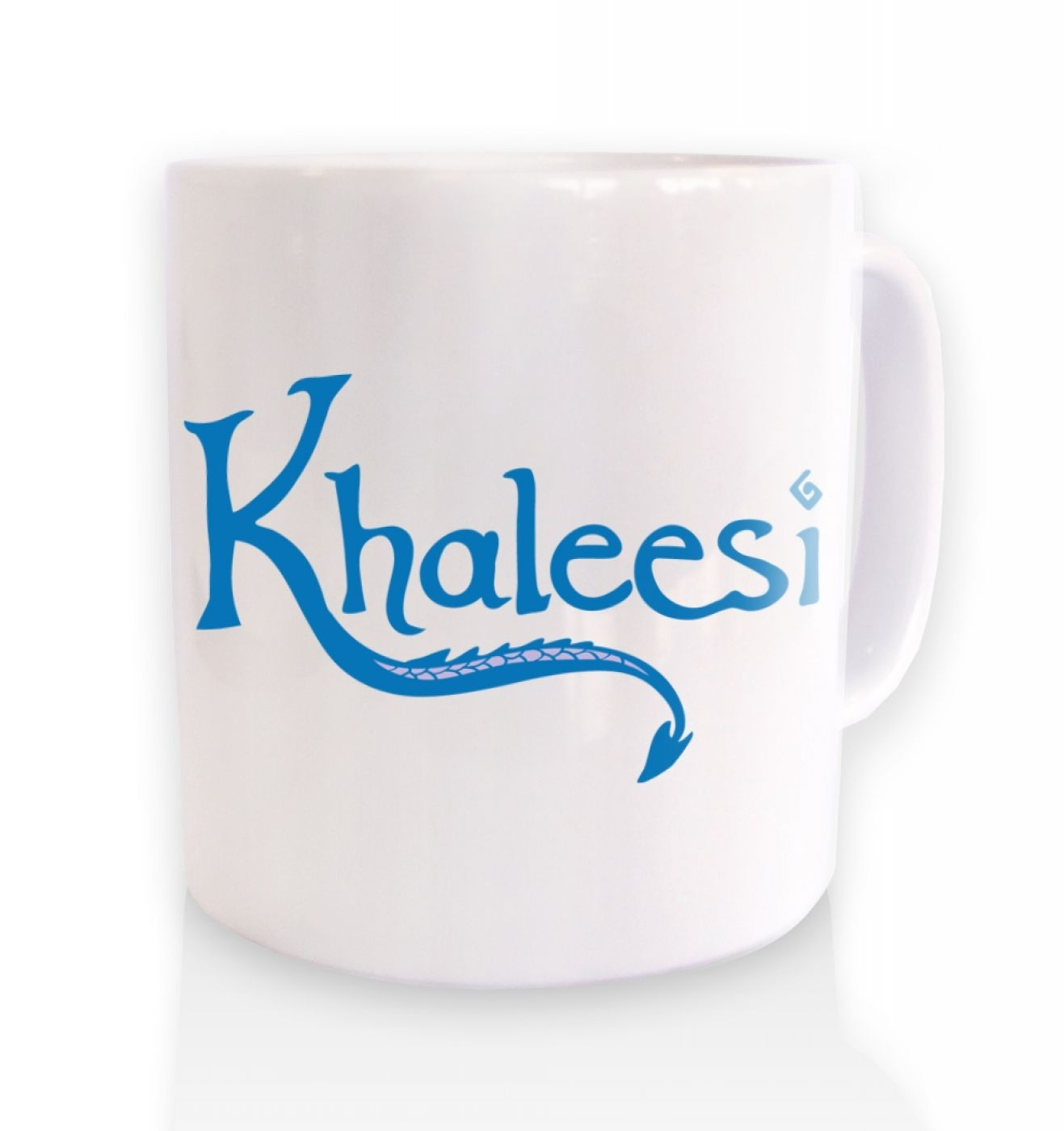 Khaleesi (blue) Mug - Inspired by Game of Thrones