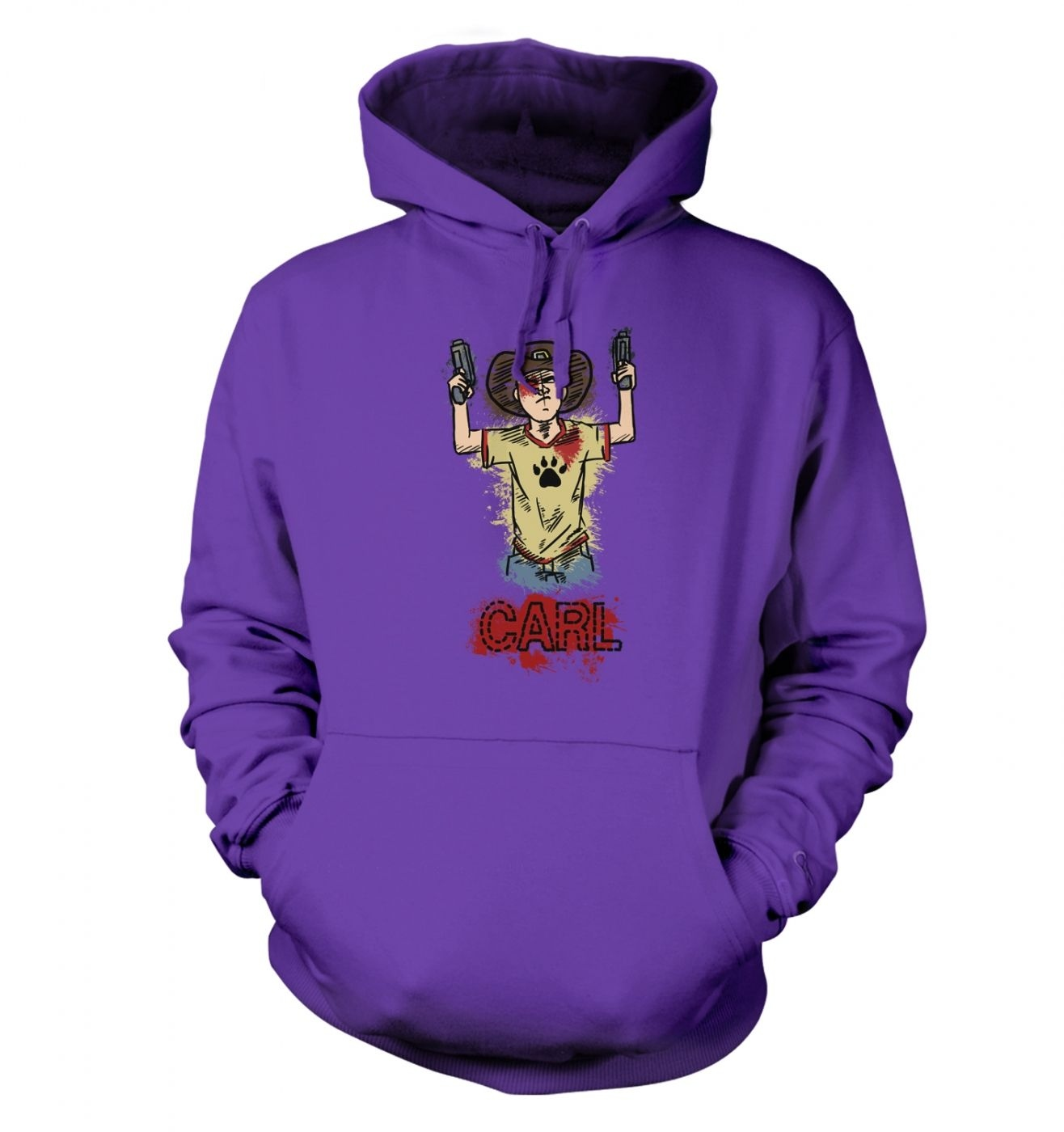 Kid With Guns hoodie