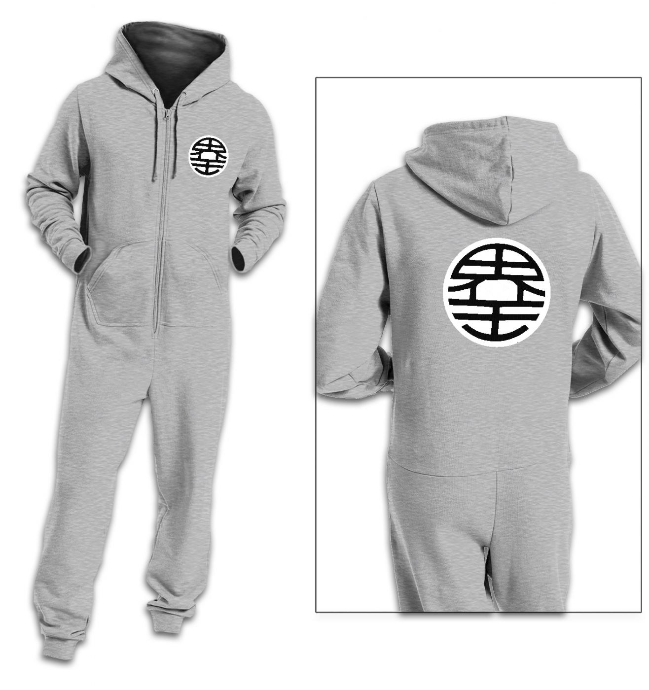 King Kai adult onesie